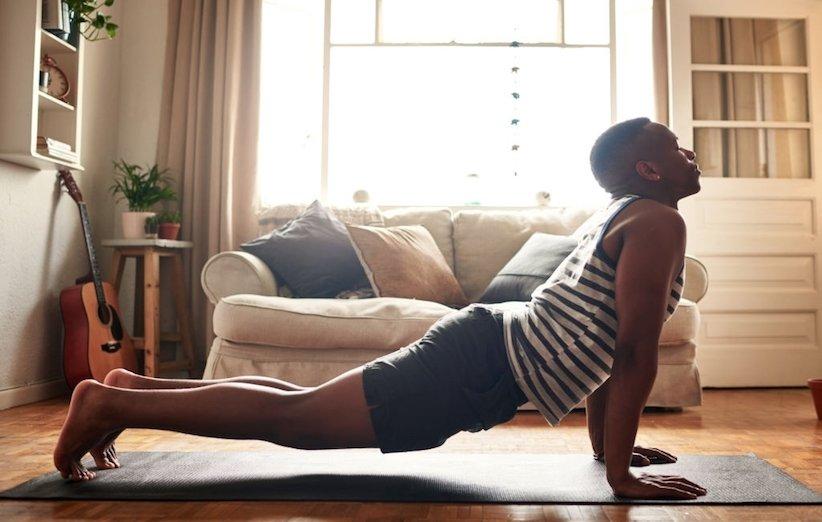 ورزش و خواب - ورزشهای قبل از خواب