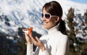 ضرورت استفاده از ضدآفتاب در زمستان