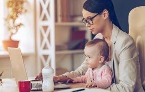 ایجاد تعادل بین کار و زندگی برای مادران شاغل