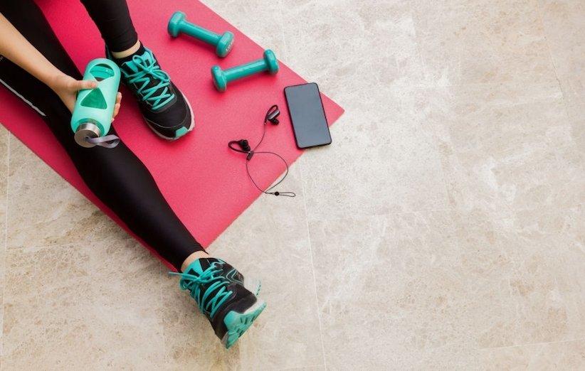 ورزش و خواب - مقدار ورزش