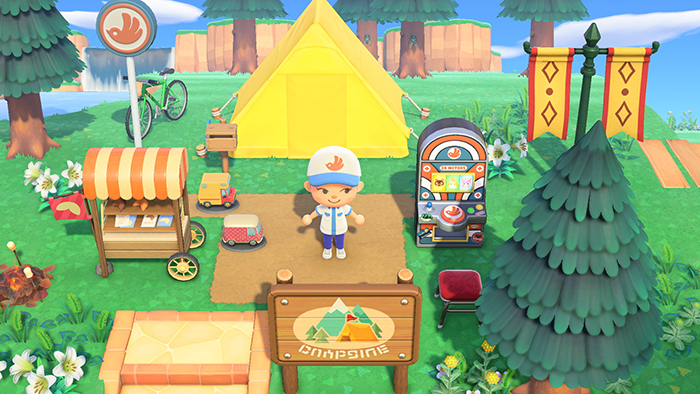 بازی Animal Crossing New Horizons