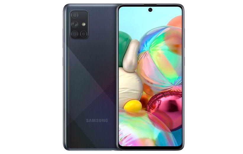 گلکسی A71- بهترین گوشیهای 2020
