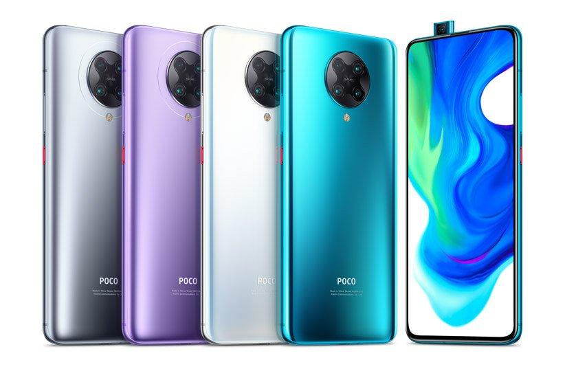 شیائومی پوکو F2 پرو - بهترین گوشیهای 2020