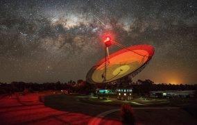 تلسکوپ رادیویی پارکس