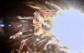 برخاستن صعودگر چانگای 5 از سطح ماه