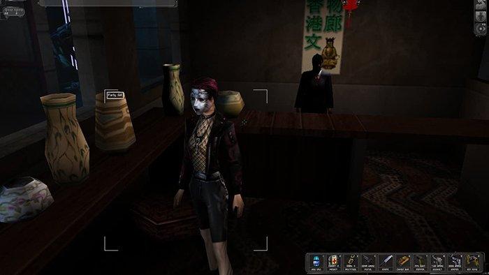 بازی Deus Ex