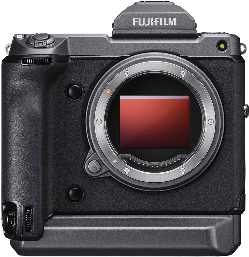 دوربین فوجیفیلم GFX 100