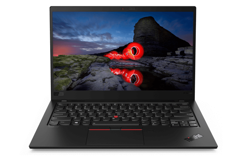 تصویری از لپتاپ لنوو ThinkPad X1 Carbon