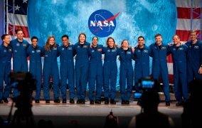بخشی از تیم آرتمیس ناسا