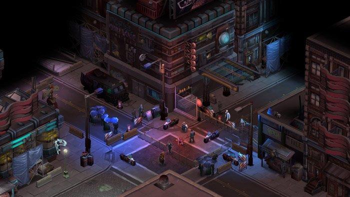 بازی Shadowrun Returns