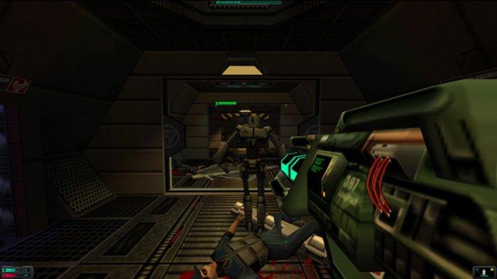 بازی System Shock 2