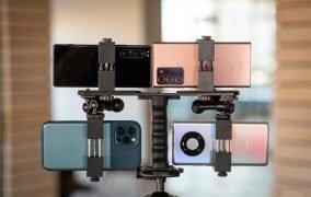 مقایسهی دوربین آیفون 12 پرو مکس، میت 40 پرو، اکسپریا 1 مارک 2 و نوت 20 اولترا