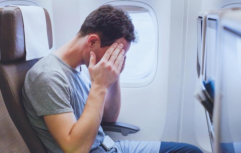 قرار گرفتن در ارتفاع بالا علت گرفتگی گوش