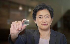 مدیر عامل AMD لیسا سو