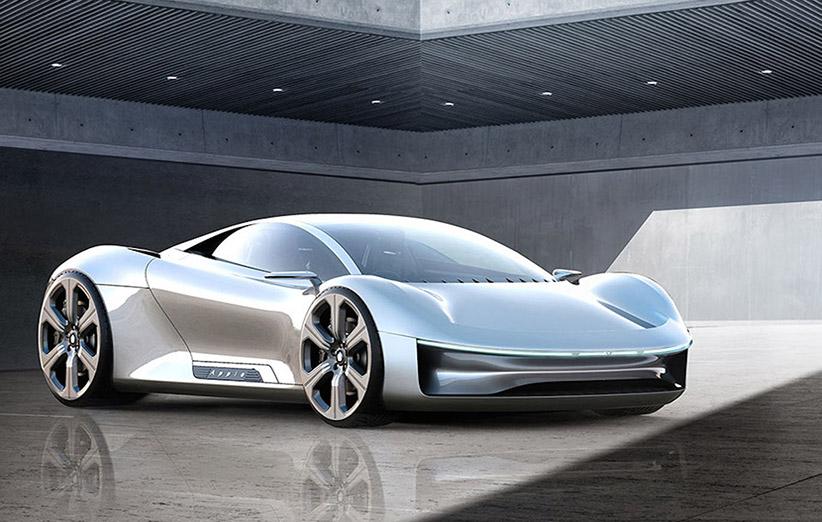 طرح مفهمومی خودرو اپل