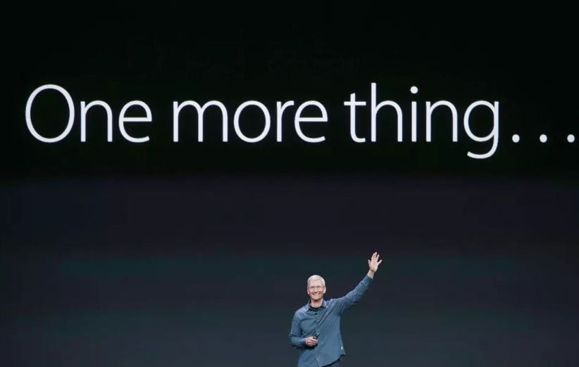 محصول جدید اپل
