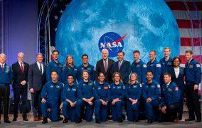 فضانوردان برنامه آرتمیس
