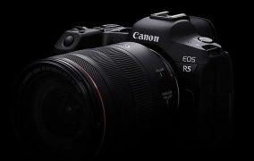 دوربین کانن EOS R5S