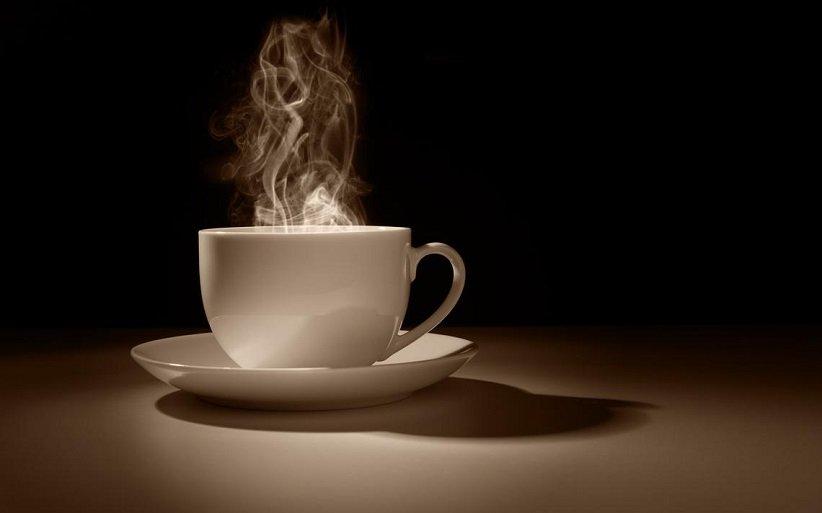قهوه داغ