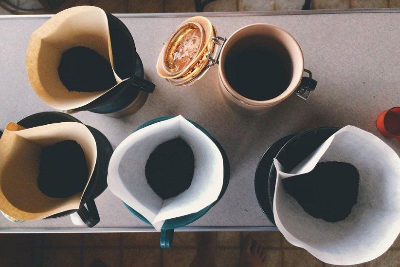 فیلتر مخصوص تهیهی قهوه