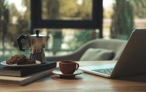 دمآوری قهوه در خانه با موکاپات