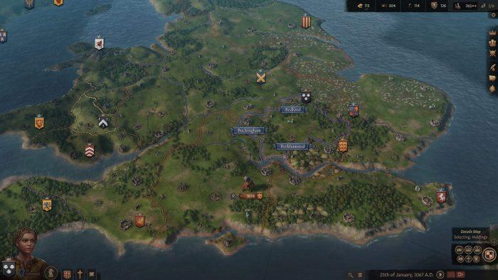 بازی Crusader Kings III