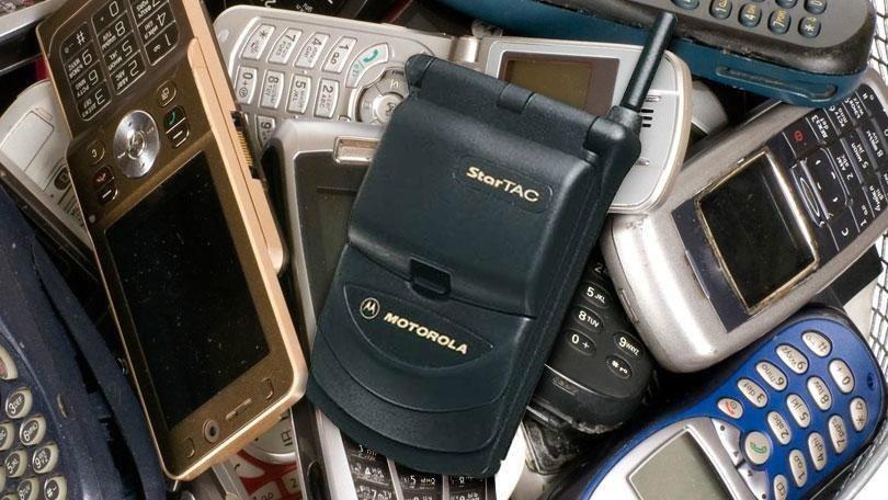 موبایل قدیمی
