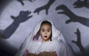 انواع ترس در کودکان