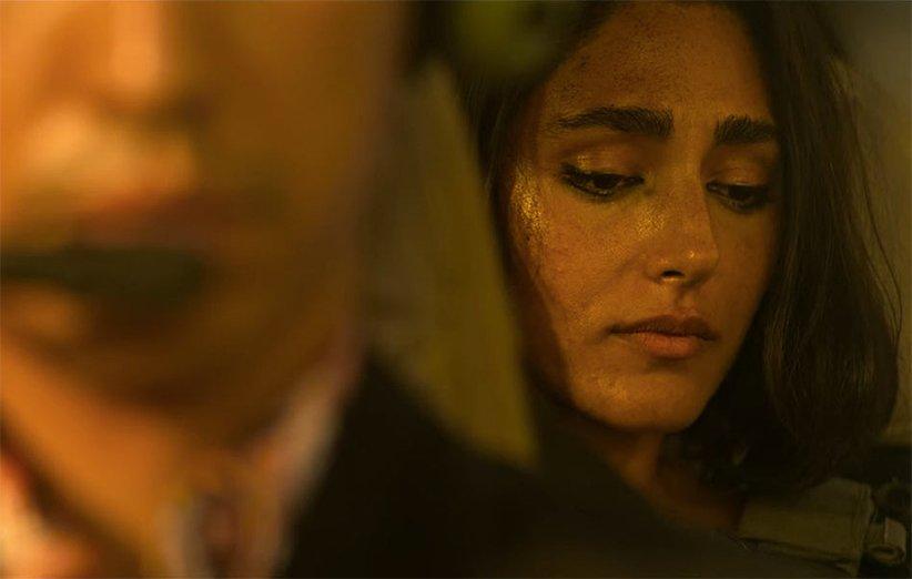 گلشیفته فراهانی در فیلم استخراج