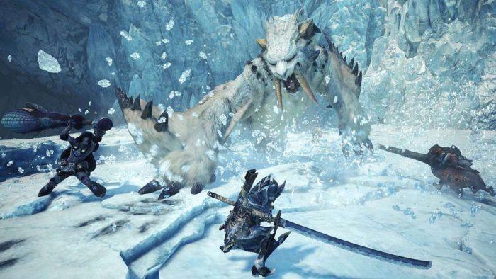 بازی Monster Hunter World Iceborne