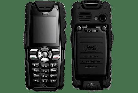 گوشی لندروور S1