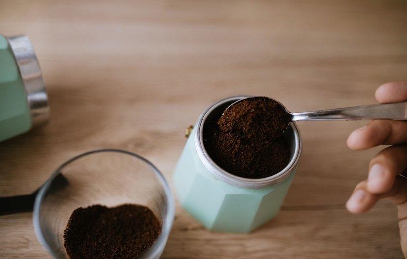 موکاپات - قدم دوم (قهوه)