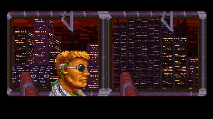 بازی Shadowrun