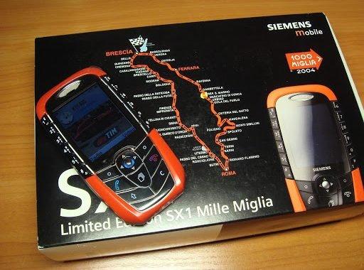 گوشی زیمنس SX1
