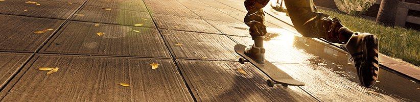 بازی Tony Hawks Pro Skater