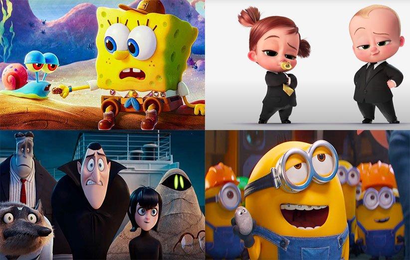 فیلم انیمیشن های دیزنی 10