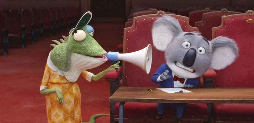 انیمیشن آواز 2
