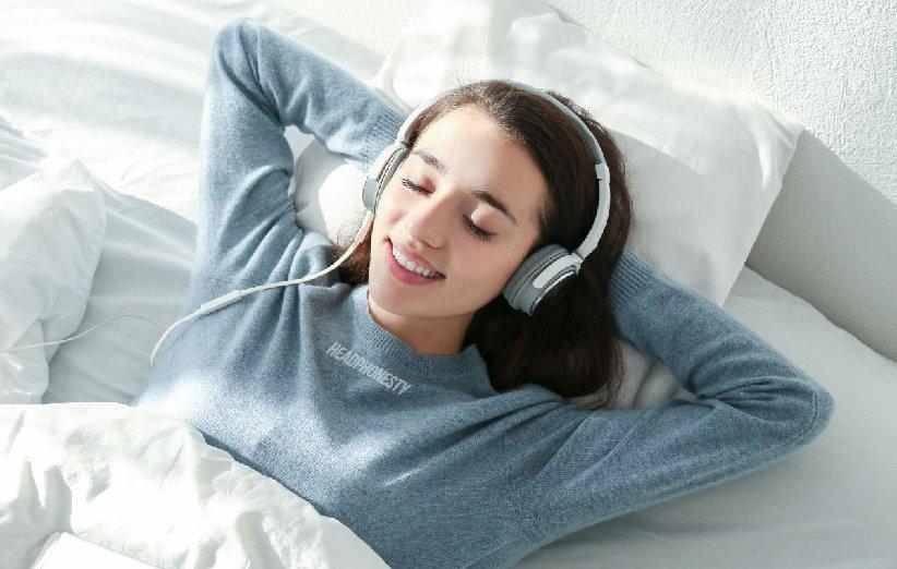 برای داشتن خواب سریع موسیقیهای آرامبخش گوش کنید
