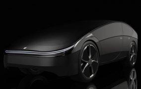 طرحی گرافیکی و تجسمی از خودروی اپل