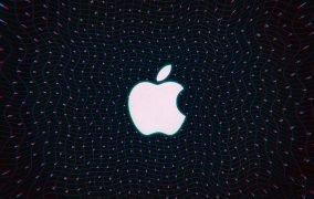 تصویری از لوگوی اپل