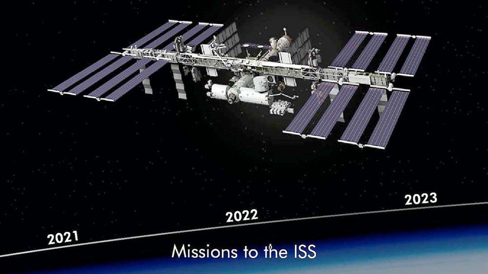 پنجرهی پرتاب مأموریت Ax-1 اکسیم اسپیس