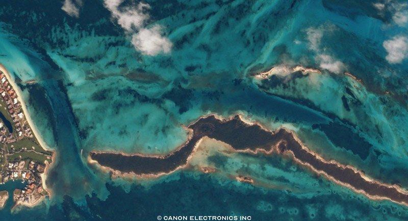 عکس ثبت شده از باهاماس