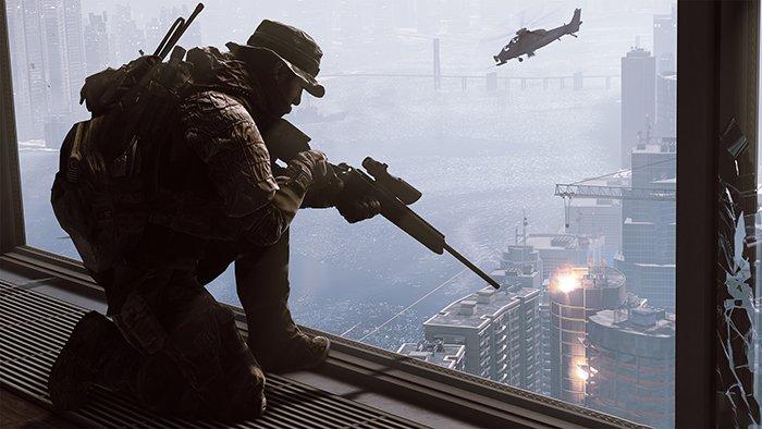 بازی Battlefield 4