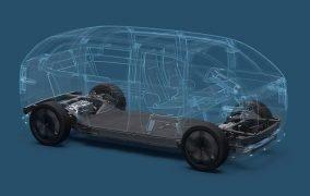 پلتفرم خودروهای الکتریکی کانو