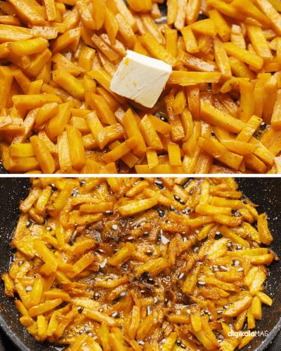 طرز تهیه خورش هویج اردبیل