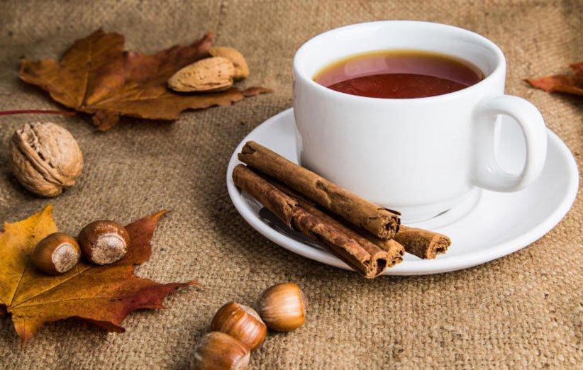 چای دارچین داروی گلو درد