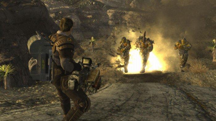 بازی Fallout New Vegas