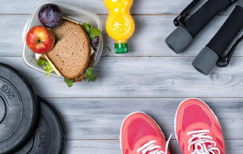 تغذیهی بعد از ورزش
