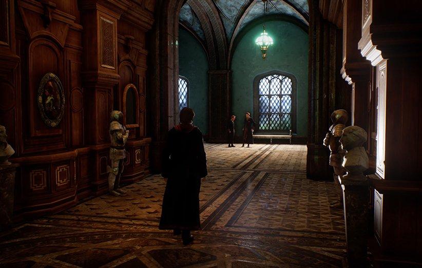 بازی Hogwarts Legacy