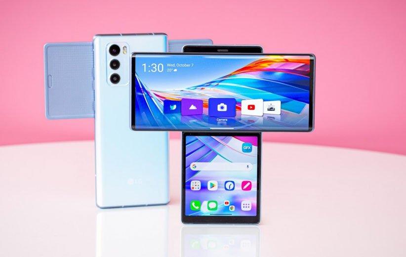 موبایل LG